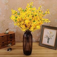 10 pcs winter flower props wedding gifts bonsai windowsill
