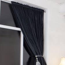 Heavy Grey Curtains Details About Dark Grey Heavy Weight Pencil Pleat Velvet Curtains