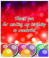 best 25 thanks message for birthday ideas on pinterest birthday