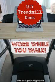 Desk Treadmill Diy Build Your Own Treadmill Desk Joe S Corner No 2