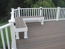 composite deck railing installation u2014 new decoration awesome