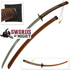 afro samurai sword battle ready 1060 carbon steel