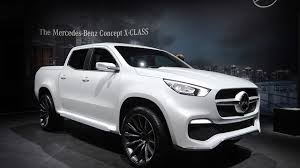 mercedes pick up mercedes targets wealthy with x class luxury pickup alabama newscenter