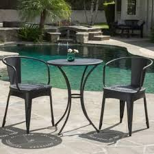 Bistro Patio Table Outdoor Bistro Sets For Less Overstock