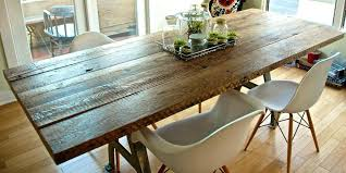 Reclaimed Timber Dining Table Dining Table Raw Timber Dining Table Perth Contemporary Wooden