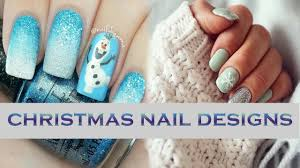 christmas nail art designs 2015 new hd youtube