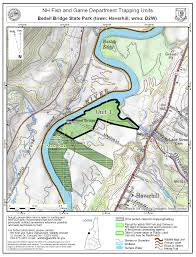 Hunting Island State Park Map by Trapping On State Managed Lands Hunting New Hampshire Fish And