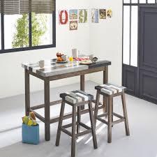 table haute pour cuisine table haute cuisine luxury table cuisine americaine avec sur idees