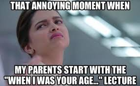 Annoying Mom Meme - meme the moment parent start their lecture