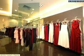 boutique clothing display of wisma atria building image singapore