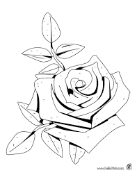 free printable roses coloring pages for kids throughout coloring