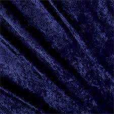 Blue Flag With Yellow Stripe Velvet Fabric Velvet Fashion Fabric By The Yard Fabric Com