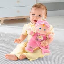 fisher brilliant basics baby s 1st doll pink washable ebay