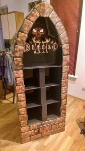 diablo ii display case from gamestop for sale circa 2000 off
