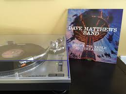 under the table and dreaming dave martthews band under the table and dreaming reissue vinyl