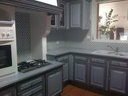 relooker sa cuisine en chene la cuisine de martine en chêne a été relookée avec les satinelles