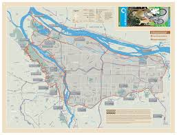 City Of Portland Maps by Main Map 40 Mile Loop Land Trust