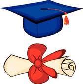 kindergarten graduation caps diploma and graduation cap clipart panda free clipart images