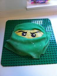 ninjago cake how to make a lego ninjago birthday cake recipe snapguide