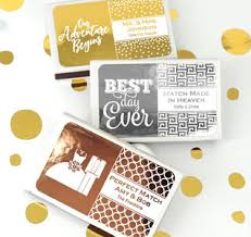wedding matchbooks personalized matches personalized wedding matches