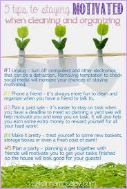 how to stay motivated when spring cleaning ask anna