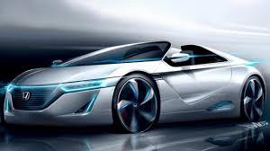 honda car styles honda unveils electric sports car top gear