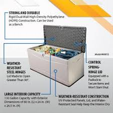 lifetime 130 gallon deck box product review outsidemodern