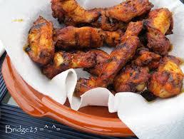 cuisiner des ailes de poulet les cinq sens ailes de poulet version picante