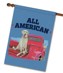 American House Flag All American House Flag 28 U0027 U0027 X 40 U0027 U0027 Custom Printed Flags