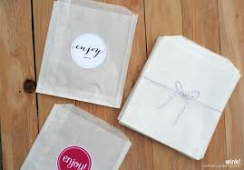 paper favor bags 300 treat bags favor bags white paper bags glassine bags