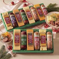 sausage and cheese gift baskets christmas cookie gift baskets christmas lights decoration
