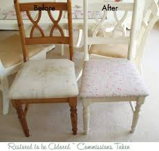 chair shabby chic chairs kent particular vintage painted furniture