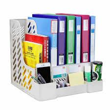 Plastic Office Desk 4 Layer Pp Classic Plastic File Tray Paper Holders Office Desk