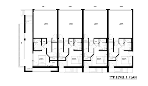 traditional home floor plans 14 fantastic rowhouse plans traditional home row house floor