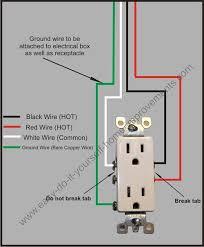 figure 4 9 duplex receptacle wiring diagram in carlplant