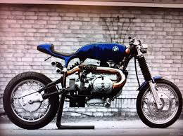 airhead bmw modern cafe custom from vintage bmw airhead motorcycles