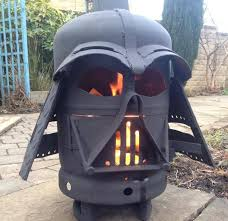 Firepit Uk Everyone S Losing Their Sh T This Darth Vader Pit