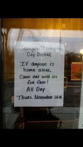 Business Open On Thanksgiving Day From Homeless To Ceothis Mans Business Is Open On Thanksgiving