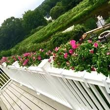 patio balcony railing planters australia patio rail planter