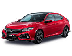 honda civic vti hatch 2017 review carsguide