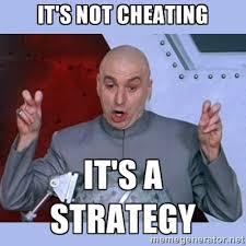 Cheater Meme - meme with most shares eurokeks meme stock exchange