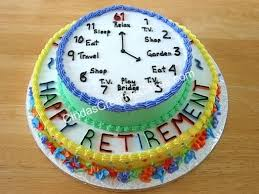 Nice Decoration Retirement Cake Ideas Majestic Best 25 Cakes