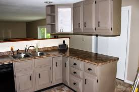 Painted Kitchen Cabinets Before And After Pictures Annie Sloan Kitchen Cabinets Before And After Home Design Ideas