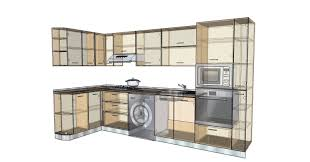 kitchen to 3d cgtrader