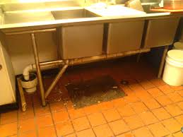 Grease Trap For Kitchen Sink A Trap Of Grease Blue Collar Workman