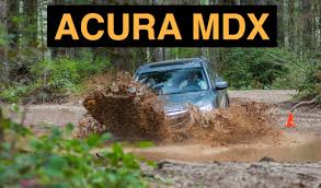 lexus rx 350 off road capability 2016 acura mdx sh awd off road and track review youtube