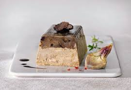 cuisine noel 2014 comtesse du barry foie gras aux artichauts et truffes noires