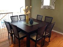 8 person dining table and chairs 8 person square table other interesting 8 person dining room set for