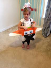 Halloween Kids Costumes 25 Airplane Costume Ideas Cardboard