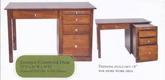 Executive Desk Solid Wood Desks Wayfair Small Computer Desk Office Desk Furniture